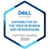 ASBIS dobitnik Dell EMC Partner Award